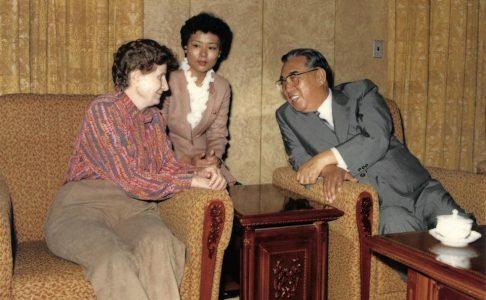 Người phụ nữ gốc Hungary được trọng đãi ở Bắc Hàn