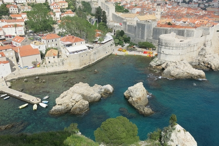 Hệ thống tường thành và pháo đài bảo vệ Cộng hòa Ragusa