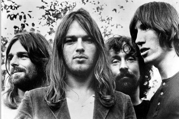 """Ban nhạc """"Pink Floyd"""" - Ảnh tư liệu"""
