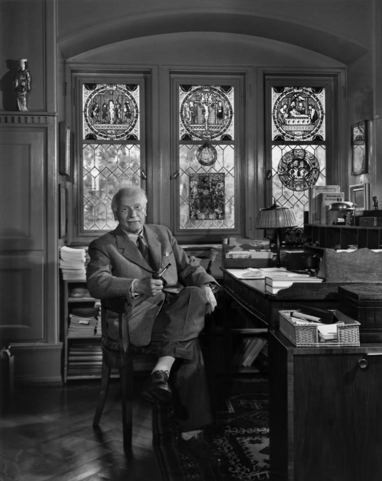 Carl Jung (1958)