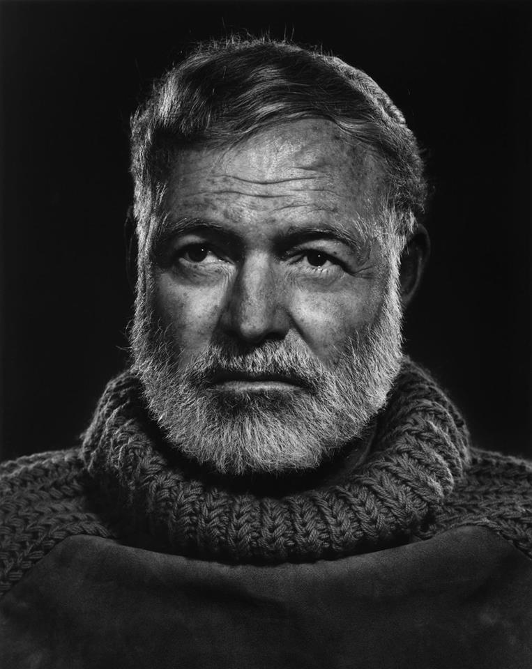 Ernest Hemingway (1957)