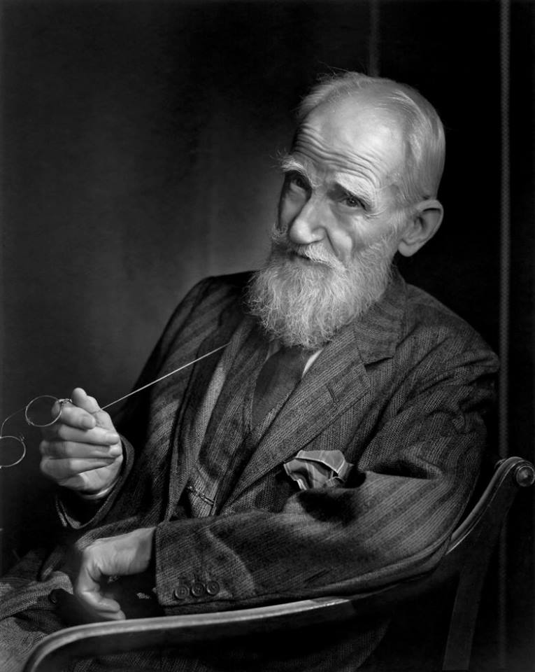 George Bernard Shaw (1943)