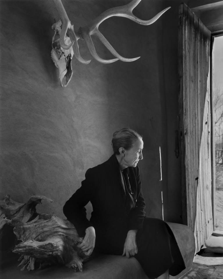 Georgia O'Keeffe (1956)