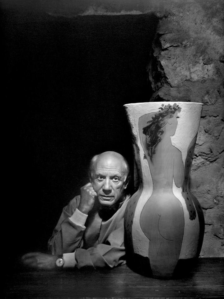 Pablo Picasso (1954)