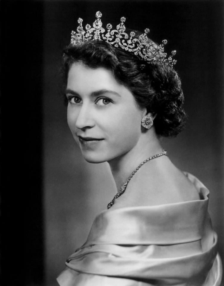 Nữ hoàng Elizabeth (1951, ngay trước khi lên ngôi)