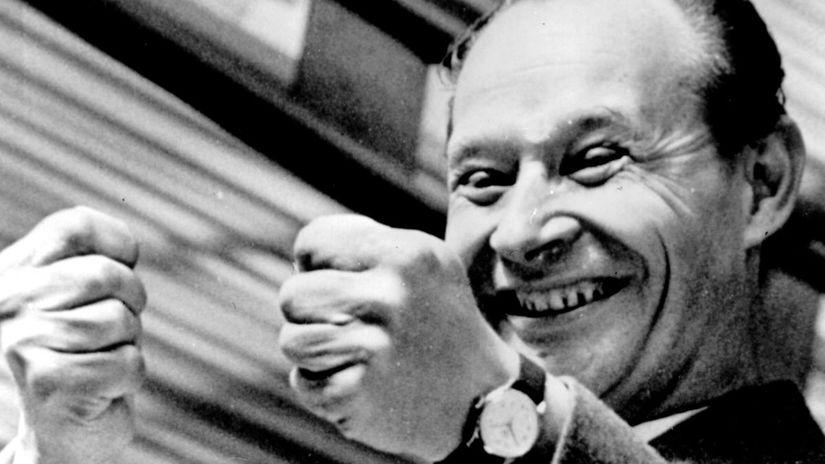 Alexander Dubček (1921-1992) - Ảnh tư liệu