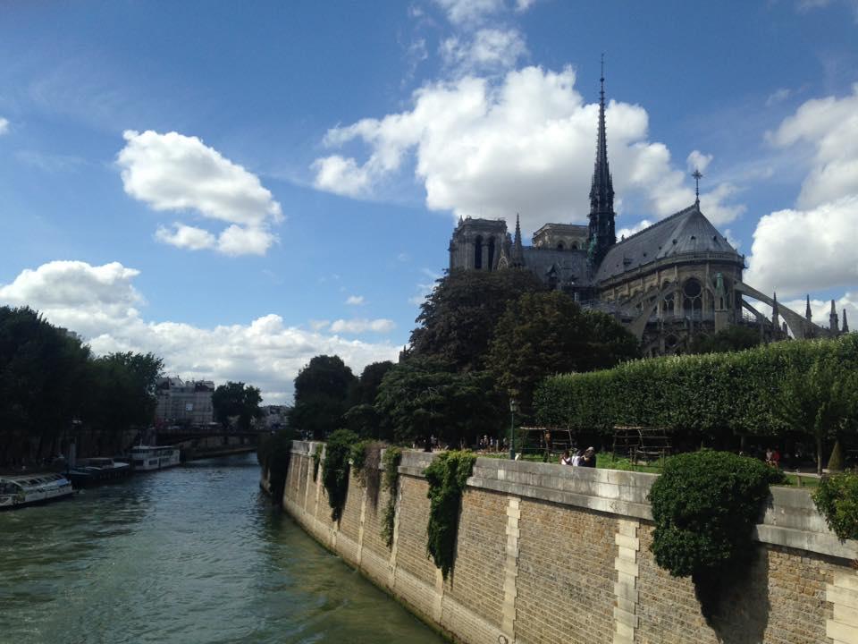 Một góc Paris