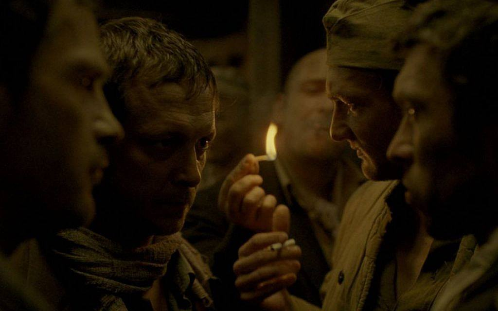 """Một cảnh trong phim """"Con trai của Saul"""" - Ảnh: Internet"""