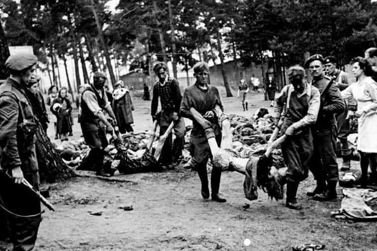 Những nạn nhân của holocaust - Ảnh tư liệu