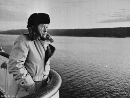 Nhà văn Alexander Solzhenitsyn (1908-2008) - Ảnh: Keystone