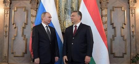 Cặp bài trùng Orbán và Putin