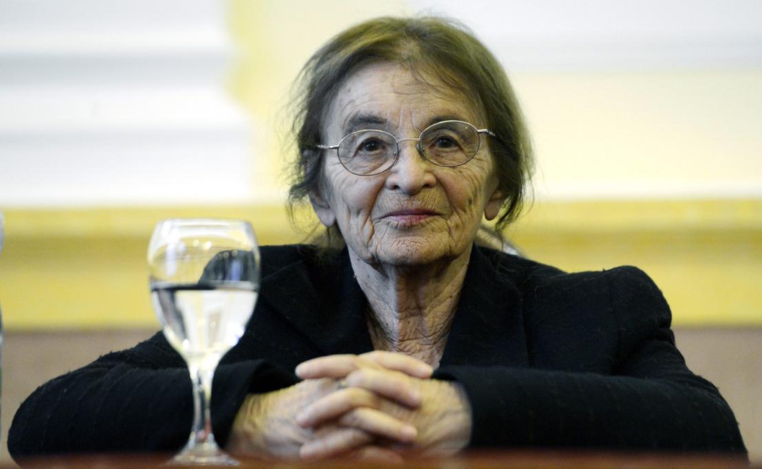 Triết gia Heller Ágnes, tên tuổi nổi bật được cả thế giới biết đến của lịch sử triết học và chính trị học Hungary thế kỷ 20 vừa qua đời chiều thứ Sáu 19-7-2019, hưởng thọ 90 tuổi - Anh: index.hu