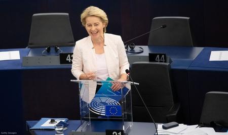 Tân Chủ tịch Ủy ban Châu Âu, bà Ursula von der Leyen