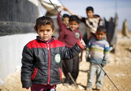 Một thế hệ bị đánh mất: trẻ tỵ nạn Syria