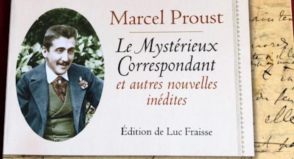 Tác phẩm mới được ấn hành của Marcel Proust