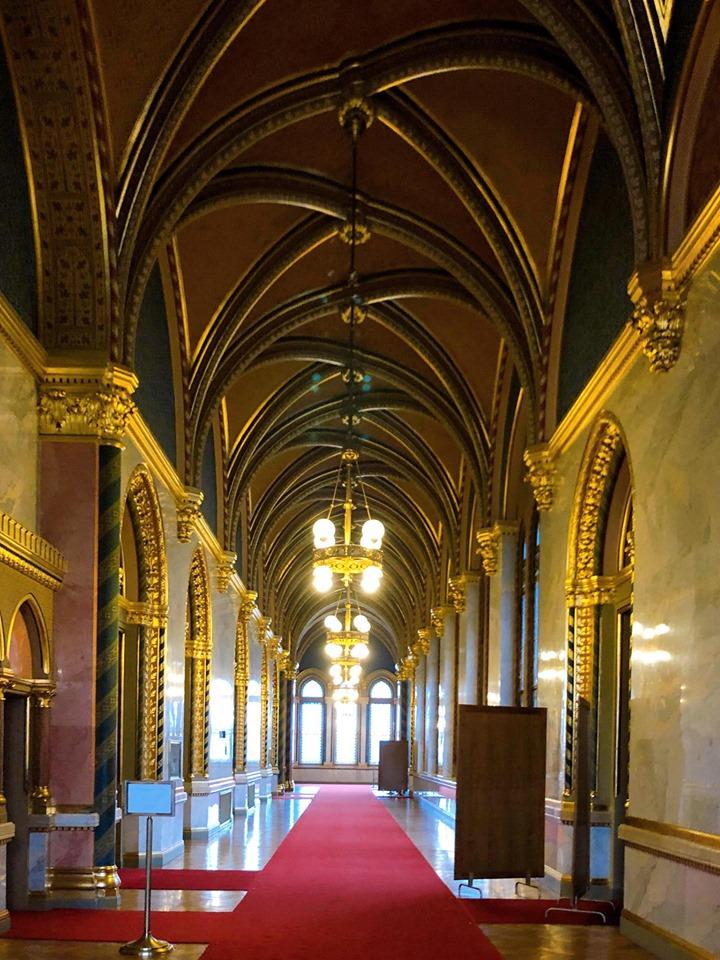 Những hành lang đẹp như mơ