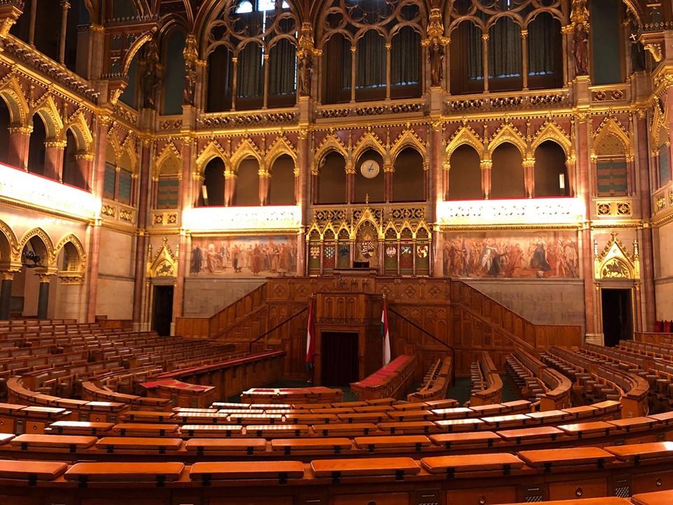 Phòng họp của Quốc hội
