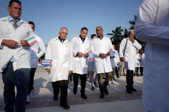 """Cuba vẫn tiếp tục thực hiện """"bổn phận cách mạng"""" - Ảnh: Alexandre Meneghini (Reuters)"""