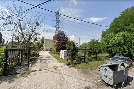 Cơ sở xã hội cho người vô gia cư tại đường Madrid (Quận 13, Budapest) - Ảnh: Google Maps