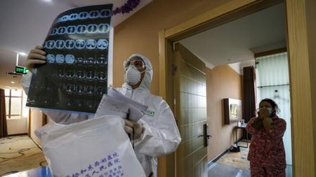 Đại dịch đến từ Wuhan vẫn còn là một câu hỏi lớn! - Ảnh: AFP