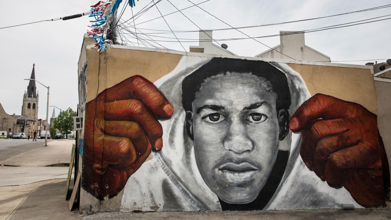Phải chết vì là người da đen? Trường hợp của Trayvon Martin - Ảnh: Andrew Burton