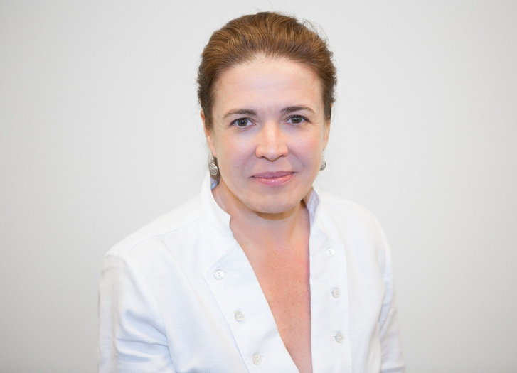Nhà khoa học Nagy Eszter - Ảnh: Ana Maria Andrea Avram