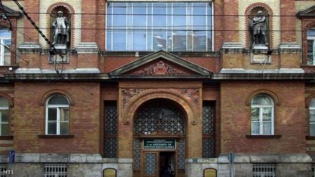 Khoa Sản và Phụ khoa số 1 của Đại học Y khoa Semmelweis - Ảnh: Jászai Csaba (MTI)
