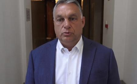Thủ tướng Orbán Viktor - Ảnh chụp màn hình