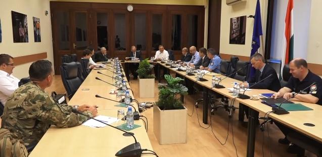 Phiên họp sáng sớm 2/7/2020 của Ban chỉ đạo Phòng chống Coronavirus - Ảnh chụp màn hình