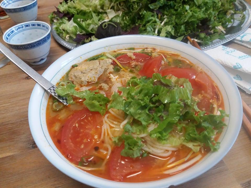Hương vị Việt đích thực trên xứ người