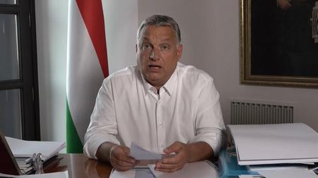 Thủ tướng Orbán Viktor - Ảnh: Facebook của nhân vật