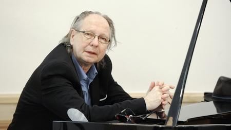 Danh ca Balázs Fecó (1951-2020) - Ảnh: Czimbal Gyula (MTI)