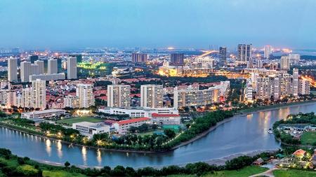 """Những khu đô thị """"xanh"""", """"kiểu mẫu"""" mọc lên như nấm ở Việt Nam thời gian gần đây, có thực sự là """"bền vững""""? - Ảnh: phumyhungcity.com.vn"""