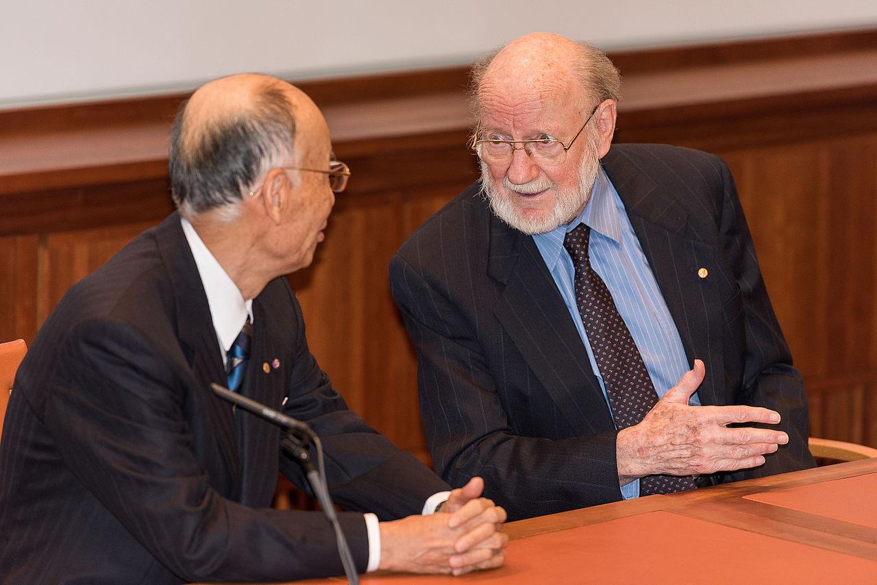 Giải thưởng Nobel Y Sinh học năm 2015.