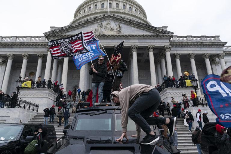Ảnh: Alex Edelman (AFP)