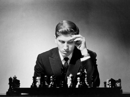Bobby Fischer - Ảnh tư liệu