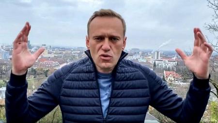 Thủ lĩnh đối lập Alexei Navalny trở về Nga để đối đầu với chính quyền Putin - Ảnh: Instagram của nhân vật