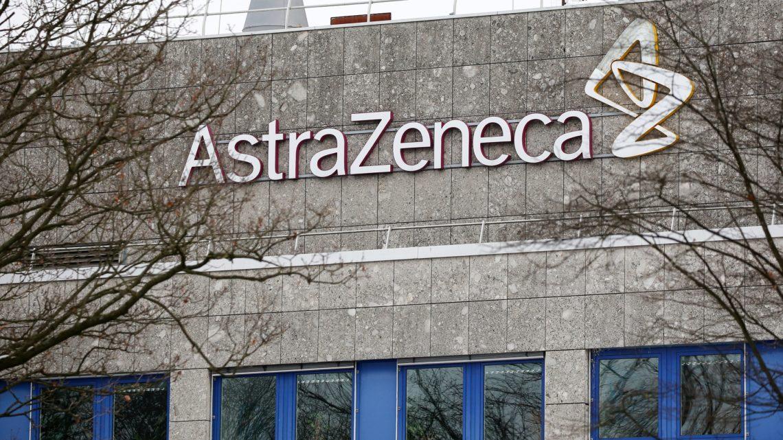 Hãng dược phẩm Anh AstraZeneca - Ảnh: Bodo Marks (DPA/ AFP)